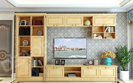 美式电视柜