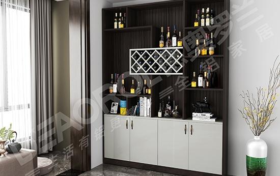 全铝酒柜型材