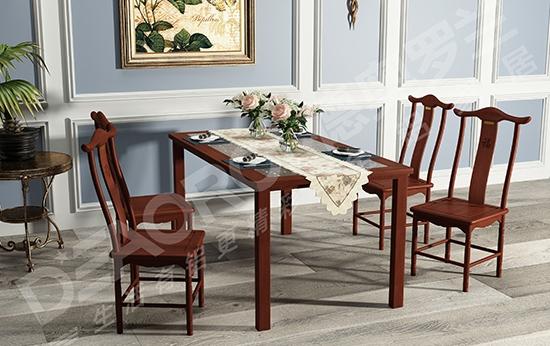全铝餐桌椅