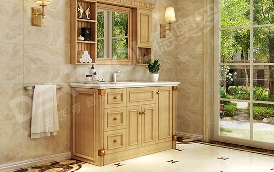 全铝浴室柜招商