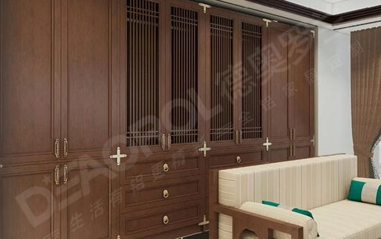 全铝客厅储物柜