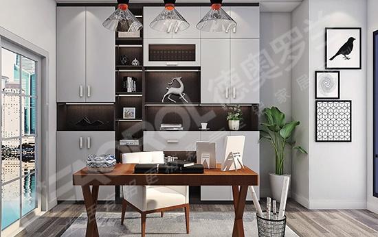 全铝书柜D6-029