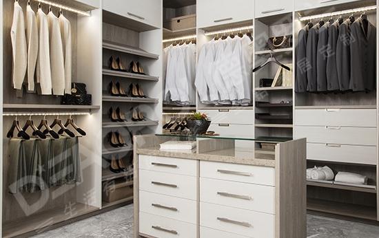 全铝衣柜D6-031