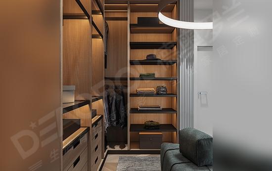 全铝衣柜D6-003